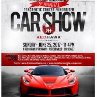 Dreams and Drivers: 5th Annual Pancreatic Cancer Fundraiser Car Show