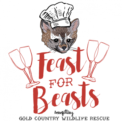 Gold Country Wildlife Rescue's Feast For Beasts
