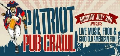 Patriot Pub Crawl