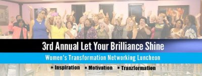 3rd Annual Let Your Brilliance Shine Women's Luncheon