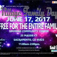 4th Annual Village Family Day