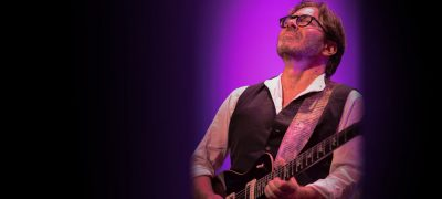 Al Di Meola: Elegant Gypsy 40th Anniversary Electric Tour