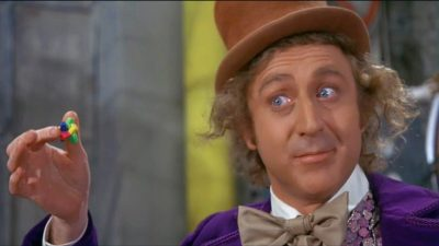 Willy Wonka and the Chocolate Factory: Family Flashback