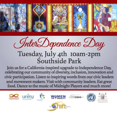 InterDependence Day