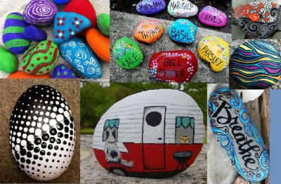 Intro to Rock Painting