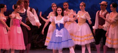 Moscow Festival Ballet presents Giselle