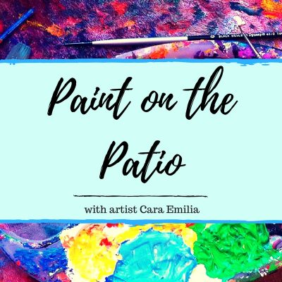 Paint on the Patio