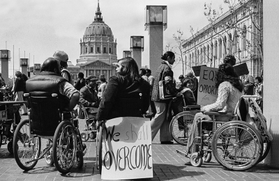 Patient No More: People with Disabilities Securing Civil Rights Exhibit