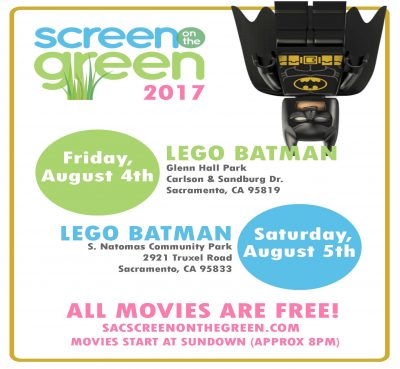 Screen on the Green (South Natomas Community Park)