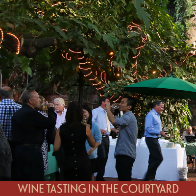 The Firehouse Wine Tasting Event