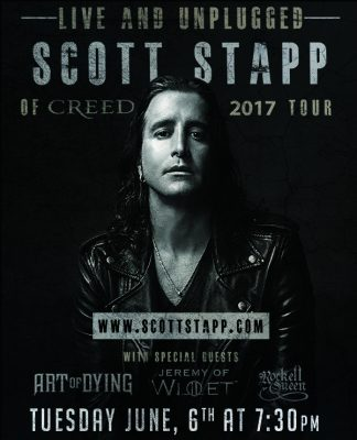 Scott Stapp: Live and Unplugged