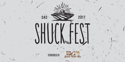 Shuckfest 2017 (SOLD OUT)