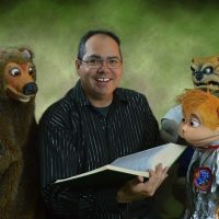 A Magic Puppet Adventure With Tony Borders