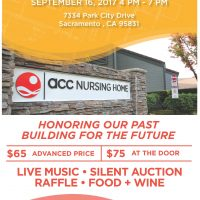 ACC Senior Services Care Center Fundraiser
