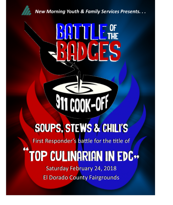 Battle of the Badges: 911 Cook Off