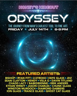 Odyssey: The Journey from Man's Earliest Tool to Fine Art