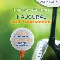 Golden Valley Health Care Inaugural Golf Tournamen...