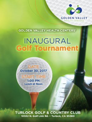 Golden Valley Health Care Inaugural Golf Tournament