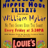 Mylar's Hippie Hour Friday