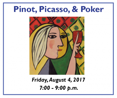 Pinot, Picasso and Poker