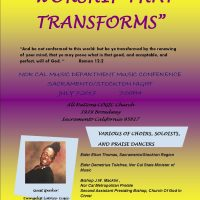 Worship that Transforms Music Conference