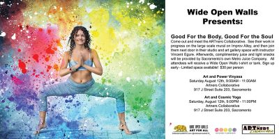 Art and Power Vinyasa