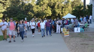 Sacramento CROP Hunger Walk Fundraiser