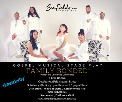 Family Bonded: A Gospel Musical Stage Play