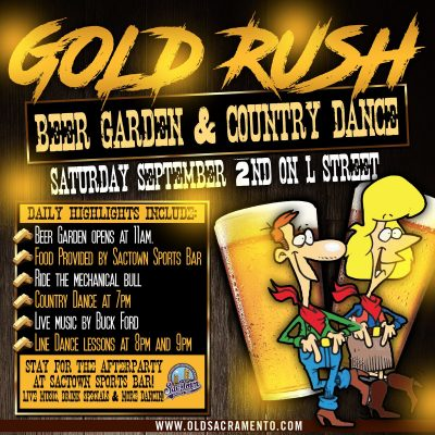 Gold Rush Country Dance