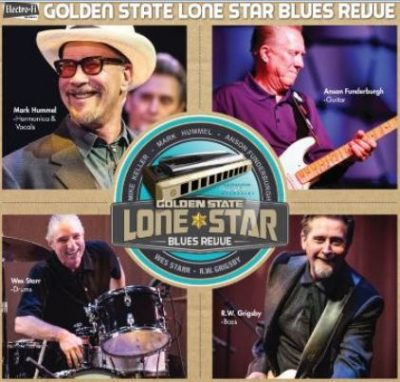 Blues Jam: Golden State Lone Star Blues Revue