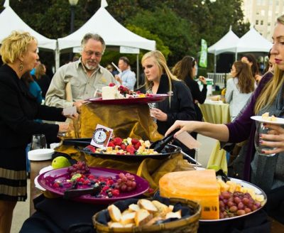 Farm-to-Fork Legends of Wine