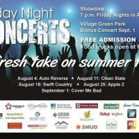 Rancho Cordova Friday Night Concerts