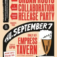 Urban Roots Collaboration Release Party