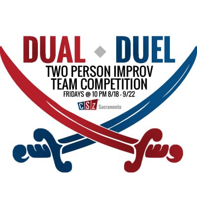 Dual Duel Improv Comedy Tournament
