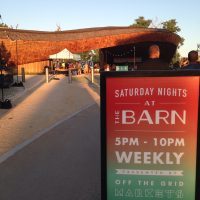 Country Night at The Barn