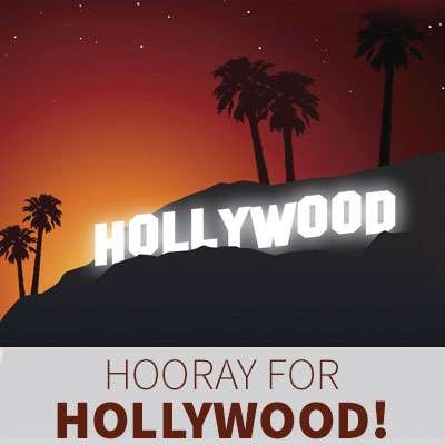 Hooray for Hollywood