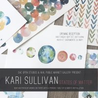 Opening Art Reception: States of Matter by Kari Sullivan