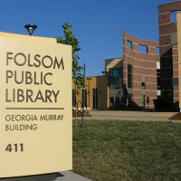 Friends of the Folsom Library Semi Annual Book Sale