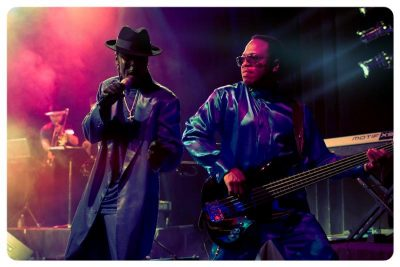 Kalimba: Earth Wind and Fire Tribute Show
