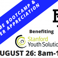 Extreme Boot Camp with a Purpose: Benefit for Stanford Youth Solutions