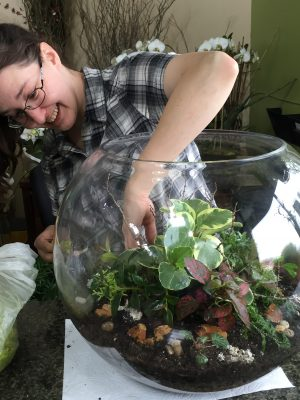 How-to Workshops: Terrarium, Kokedama, Bonsai and Orchid