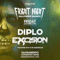 Midnite Events Presents Fright Night Halloween Mas...