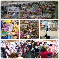 Just Between Friends Roseville Huge Community Kid's Consignment Event