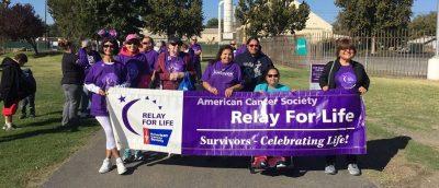 Relay for Life Woodland