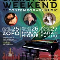 Grand Piano Weekend of Contemporary Music