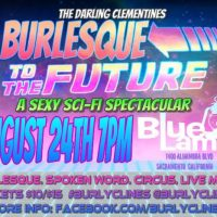 The Darling Clementine's Burlesque to the Future: ...