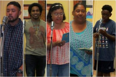 So You Want to Write a Poem: Poetry Workshop