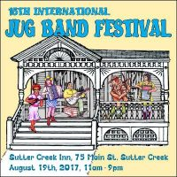 Annual Jug Band Festival
