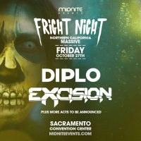 Midnite Events Presents Fright Night: DIPLO, Excis...