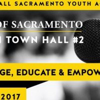 City of Sacramento Youth Town Hall 2